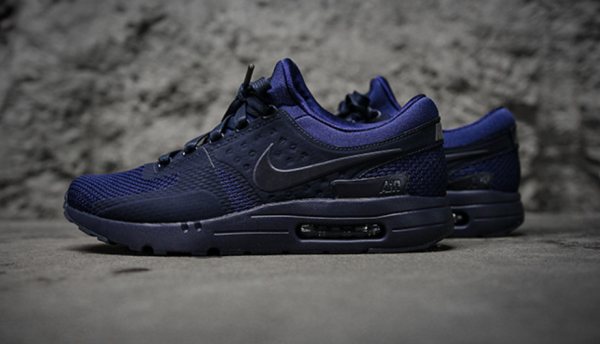 Nike Air Max Zero QS - Binary Blue/Obsidian Blue 1