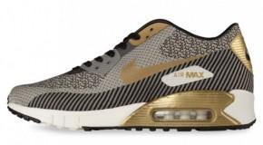 "Nike Air Max 90 Jacquard ""Gold Trophy"""