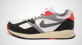 NIKE AIR BASE II VNTG – SAIL/COOL GREY-MEDIUM GREY-INFRARED