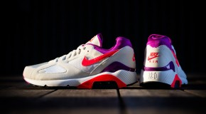 "Nike Air Max 180 QS ""Laser Crimson"""