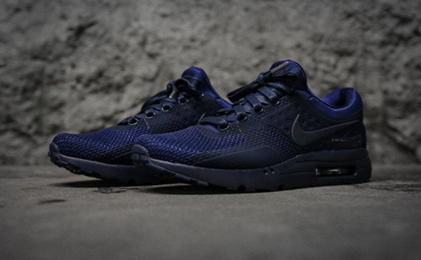 Nike Air Max Zero QS - Binary Blue/Obsidian Blue 2