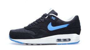 Nike Air Max 1 – Black / Blue Hero – Black – Sail