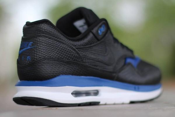 Nike Air Max Lunar1 Deluxe – Black/Gym Blue-White 2