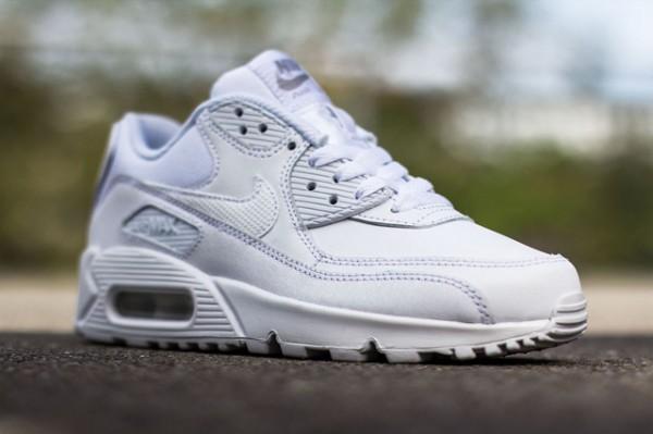 """Nike Air Max 90 """"Triple White"""" 3"""