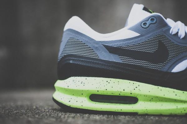 """Nike Air Max Lunar 1 """"Grey Volt"""" 3"""