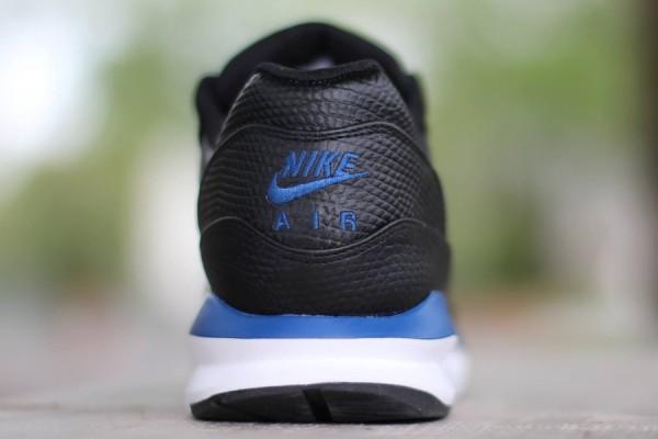 Nike Air Max Lunar1 Deluxe – Black/Gym Blue-White 3