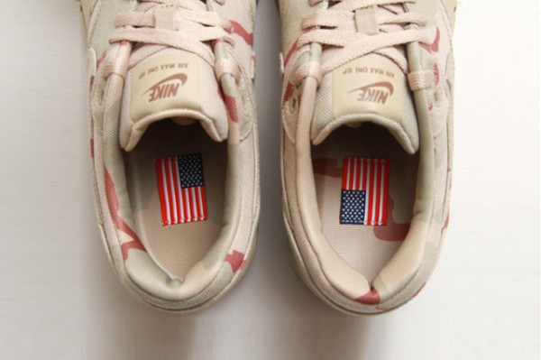 """Nike Air Max 1 SP """"USA Camouflage"""" 4"""