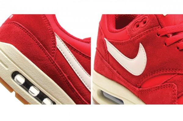Nike Air Max 1 Essential - Gym Red/Sail-Black 4