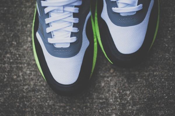 """Nike Air Max Lunar 1 """"Grey Volt"""" 4"""