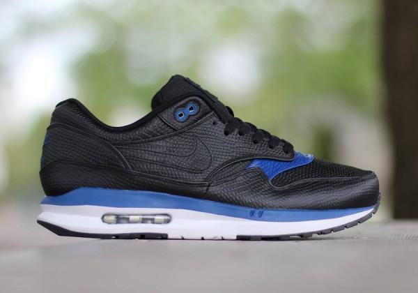 Nike Air Max Lunar1 Deluxe – Black/Gym Blue-White 4