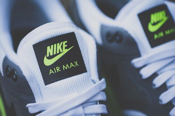 """Nike Air Max Lunar 1 """"Grey Volt"""" 6"""