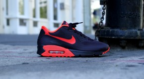 Nike Air Max 90 Hyperfuse Wine/Crimson