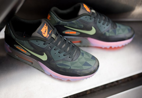 Air Max 90 ICE - Rough Green / Deepest Green - Medium Olive 2