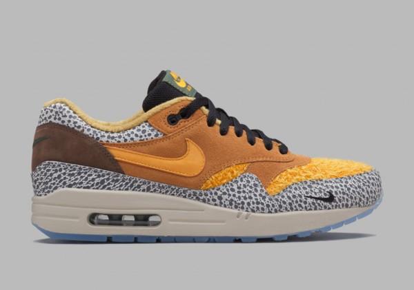 """Atmos x Nike Air Max 1 PRM """"Safari"""" Reissue 2"""