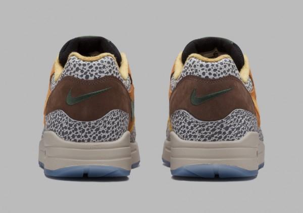 """Atmos x Nike Air Max 1 PRM """"Safari"""" Reissue 5"""