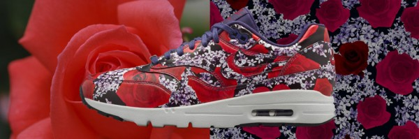 """Nike Air Max 1 """"City Floral"""" Collection 2"""