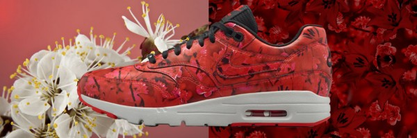 """Nike Air Max 1 """"City Floral"""" Collection 3"""