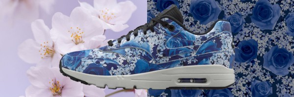 """Nike Air Max 1 """"City Floral"""" Collection 4"""