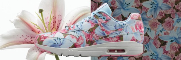 """Nike Air Max 1 """"City Floral"""" Collection 5"""
