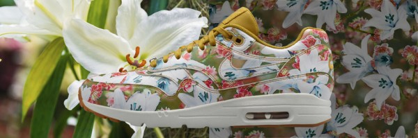 """Nike Air Max 1 """"City Floral"""" Collection 6"""