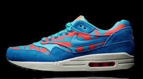 Nike Air Max 1 GPX – Blue Lagoon / Bright Crimson