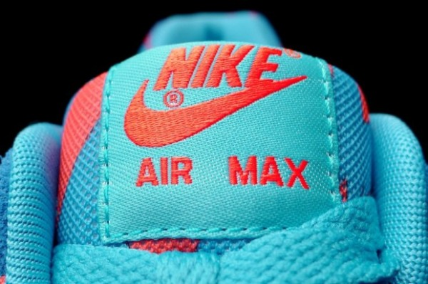 Nike Air Max 1 GPX - Blue Lagoon / Bright Crimson 3