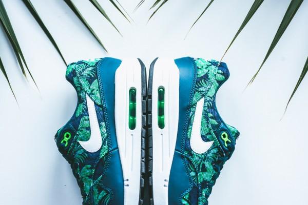 Nike Air Max 1 GPX – Space Blue / Black Jade 10