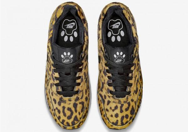 "Nike Air Max 1 GS ""Zoo Pack"" Leopard 3"