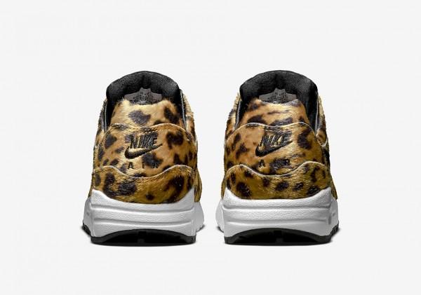 "Nike Air Max 1 GS ""Zoo Pack"" Leopard 4"