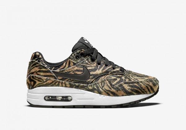 "Nike Air Max 1 GS ""Zoo Pack"" Tiger 2"