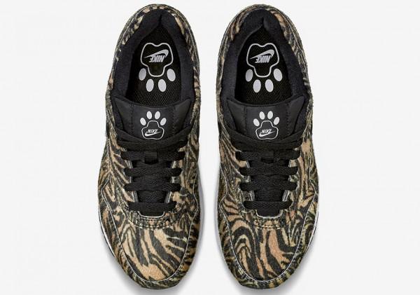 "Nike Air Max 1 GS ""Zoo Pack"" Tiger 3"