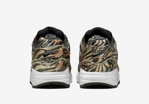 "Nike Air Max 1 GS ""Zoo Pack"" Tiger 4"