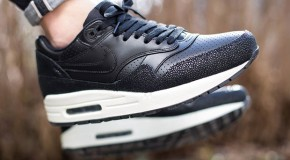 "Nike Air Max 1 Leather ""Caviar"""