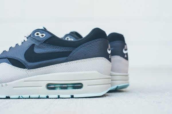 "Nike Air Max 1 Leather ""Dark Ash"" 3"