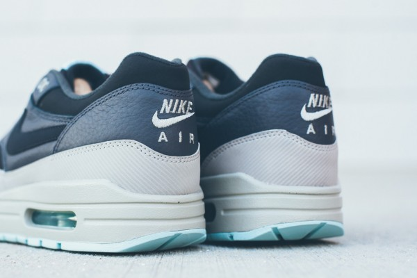 "Nike Air Max 1 Leather ""Dark Ash"" 4"