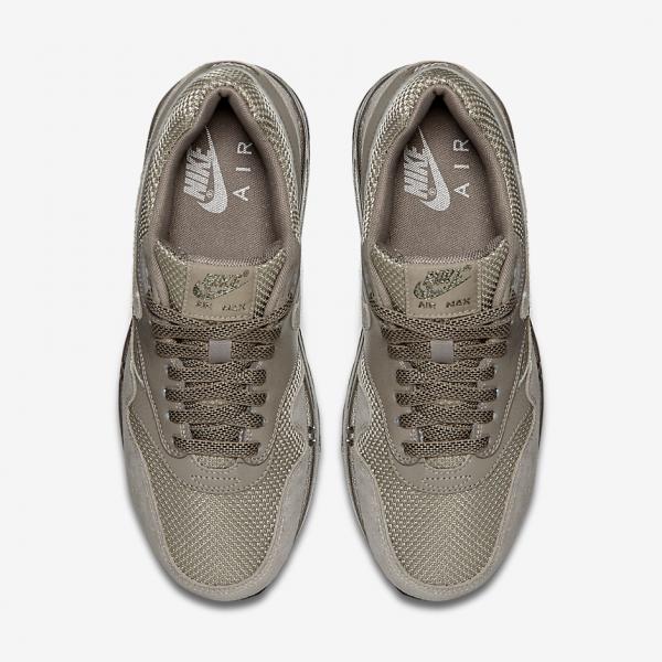 Nike Air Max 1 Premium - Iron/Metallic Pewter-Black 3