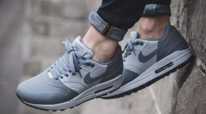 Nike Air Max 1 Premium SE – Wolf Grey/Cool Grey-Anthracite