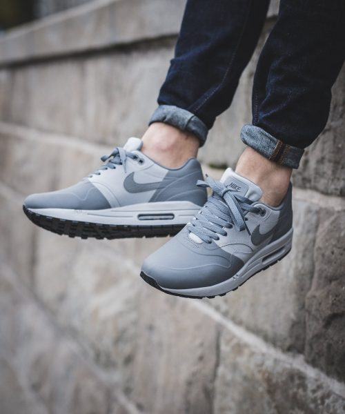 Nike Air Max 1 Premium SE - Wolf Grey/Cool Grey-Anthracite 2