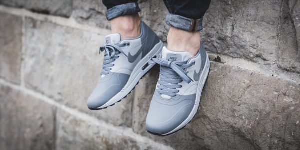 Nike Air Max 1 Premium SE - Wolf Grey/Cool Grey-Anthracite 3