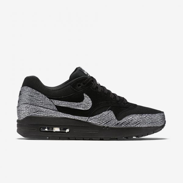"""Nike Air Max 1 PRM """"Metallic Silver"""" 1"""