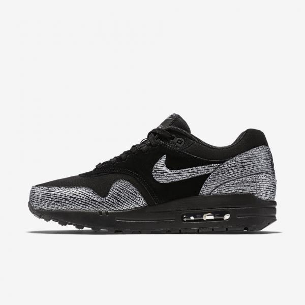 """Nike Air Max 1 PRM """"Metallic Silver"""" 2"""