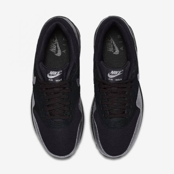 """Nike Air Max 1 PRM """"Metallic Silver"""" 4"""