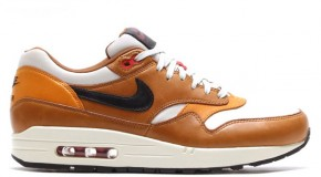 Nike Air Max 1 QS – Light Bone / Black Pine – Ale Brown