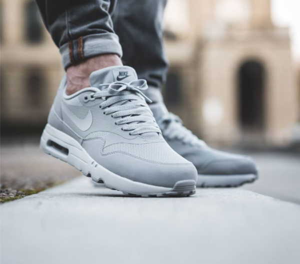 Nike Air Max 1 Ultra 2.0 Essential - Wolf Grey/Pure Platinum 2