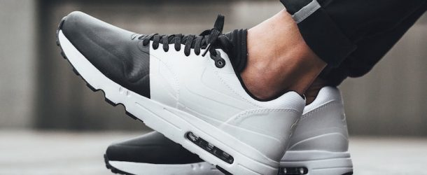 Nike Air Max 1 Ultra 2.0 SE – Black/White