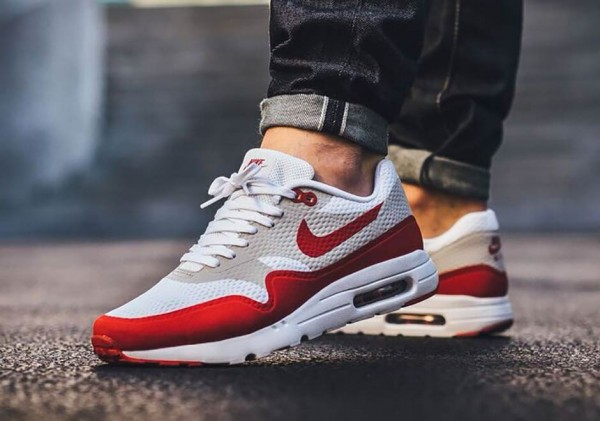 "Nike Air Max 1 Ultra Essential ""Sport Red"" 2"