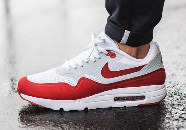 "Nike Air Max 1 Ultra Essential ""Sport Red"" 3"