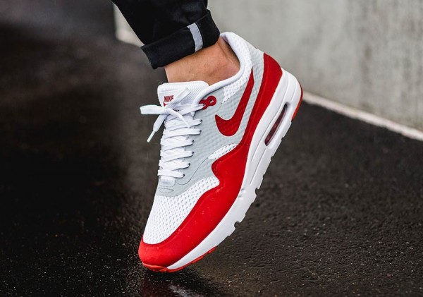 "Nike Air Max 1 Ultra Essential ""Sport Red"" 5"