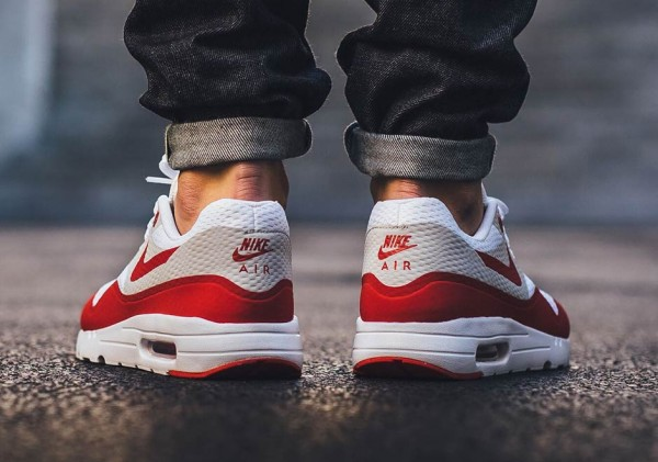 "Nike Air Max 1 Ultra Essential ""Sport Red"" 6"