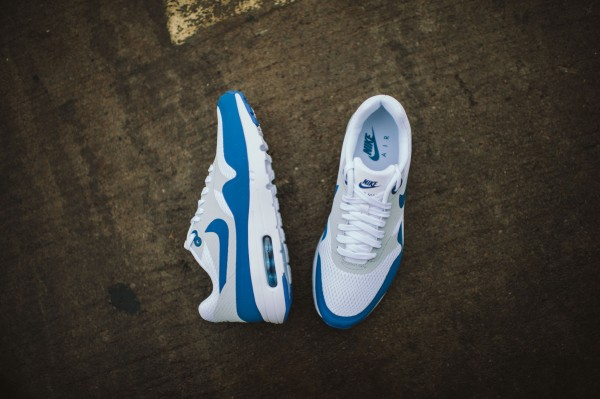 Nike Air Max 1 Ultra Essential - Varisty Blue/White 10